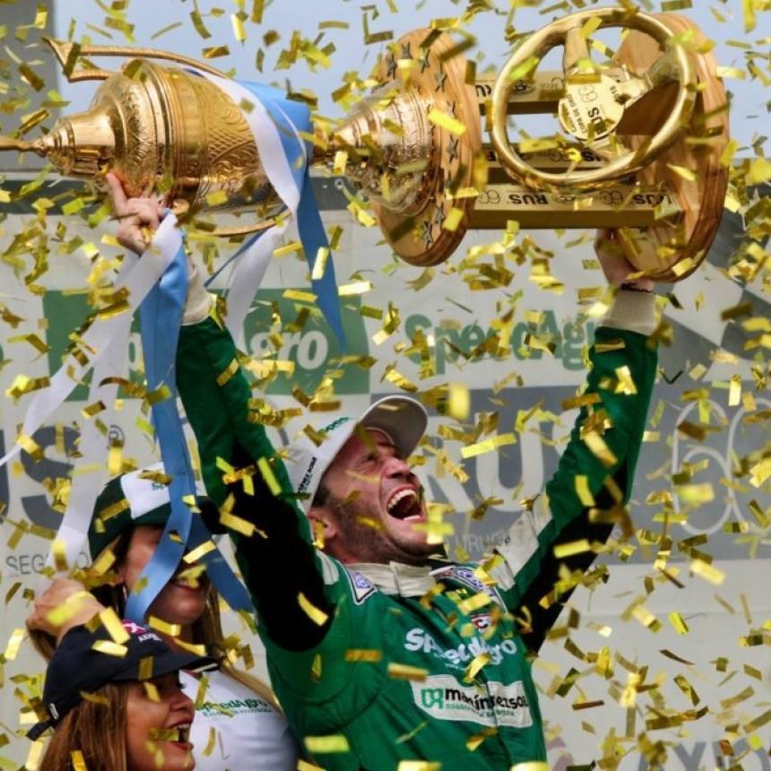 Canapino se consagró campeón del Turismo Carretera 2018