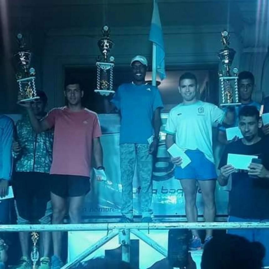 Ezequiel Aguilera fue segundo en la 19° Edición de la Maratón de los Barrios