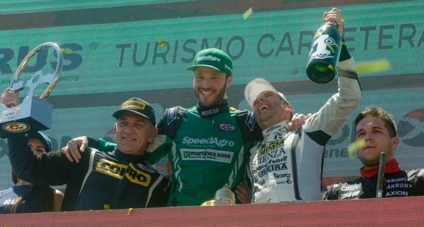 Agustín Canapino se consagró campeón en Turismo Carretera y sumó su cuarto título en la categoría
