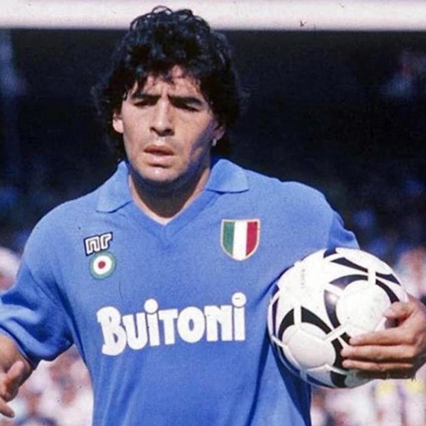 Maradona celebró la asunción de Alberto Fernández: